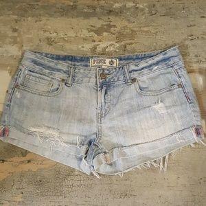 PINK Victoria's Secret shortie shorts
